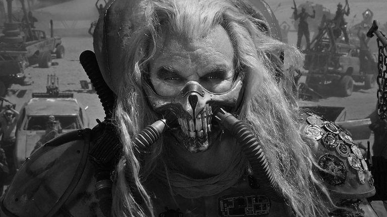 Mad Max fury road Black & chrome